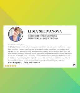 Lidia Selivanova