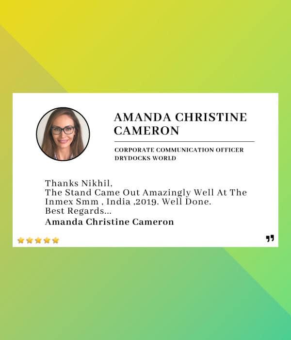 AMANDA CHRISTINE CAMERON