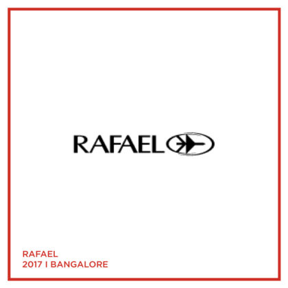 Rafael Advanced Missile Systems – Aero India – 2017  Bangalore