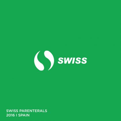 SWISS PARENTERALS PRIVATE LIMITED CPHI BARCELONA SPAIN 2016
