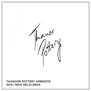 THANOOR POTTERY AMBIENTE